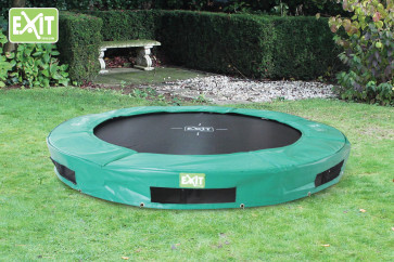 Exit Trampolin InGround InTerra