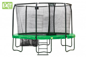 Exit Trampolin JumpArena Oval All-in 305cmx427cm