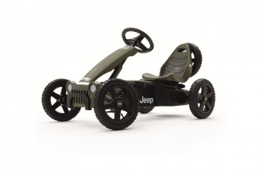 Jeep Adventure pedal gokart