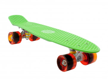 Fish Skateboard Green Hornet