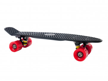 Fish Skateboard Black Widow