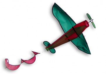 Kinderdrachen Funny Airplane