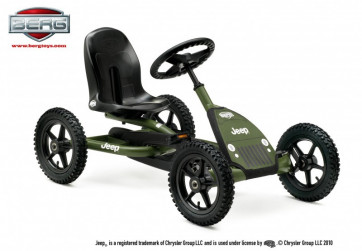Jeep® Junior Pedal Gokart