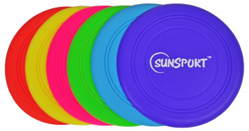 Sunsport Neon Frisbee pink