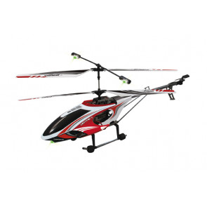 District 3ch Heli with Gyro + LED