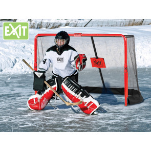 EXIT Sniper Ice Hockey Goal
